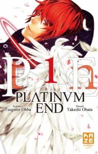 Platinum End -tome 1