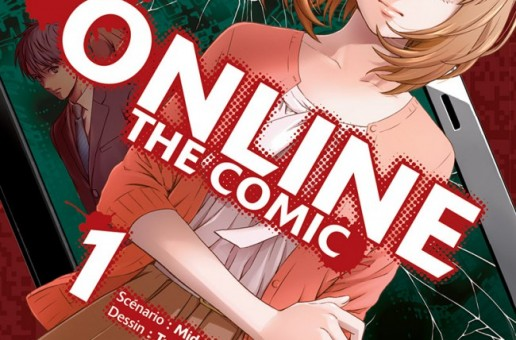 Online, the comic – tomes 1 et 2