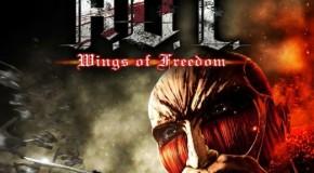 [Jeu Vidéo] A.O.T Wings of Freedom sur PS4