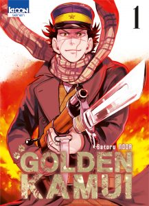 Golden Kamui - tome 1