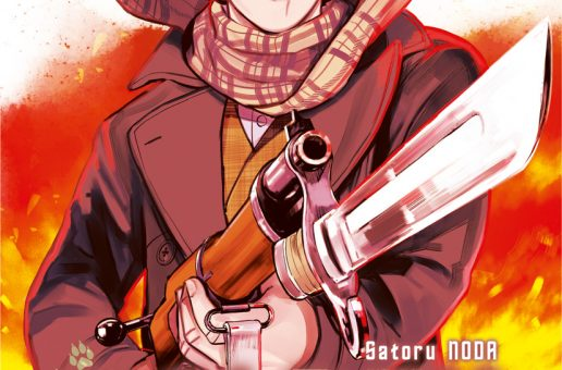 Golden Kamui – tome 1 de Satoru Noda