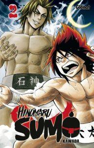 Hinomau Sumo - tome 2