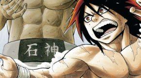Hinomaru Sumo – tomes 2 et 3 de KAWADA