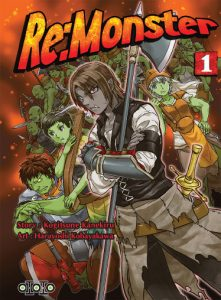 Re:Monster - tome 1