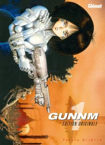 Gunnm - édition originale - tome 1