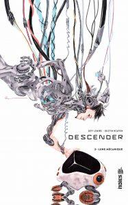 Descender - tome 2 de Jeff Lemire et Dustin Nguyen