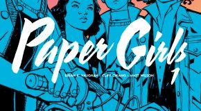 Paper Girls – tome 1 de Brian Vaughan et Cliff Chiang