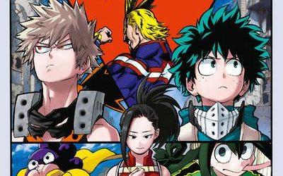 My Hero Academia – tome 8 de Kohei Horikoshi
