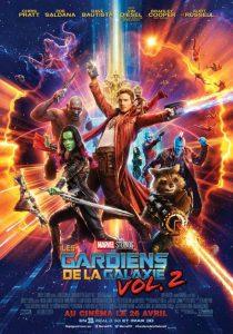 Affiche Gardiens de la Galaxie 2