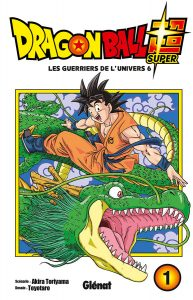 Dragon Ball Super - tome 1