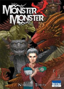 Monster X Monster - tome 1