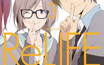 ReLIFE – tomes 3 et 4 de Yayoiso
