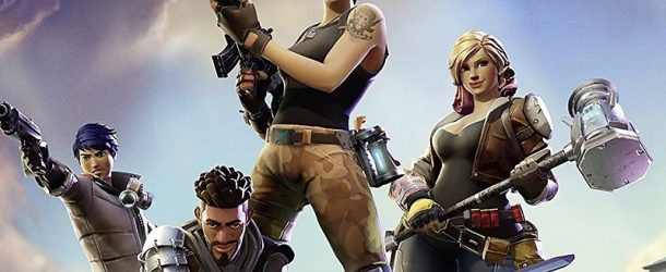 [Jeu video] Fortnite sur PS4