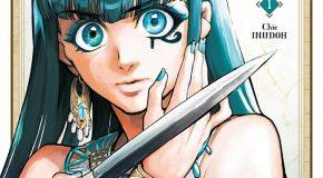 Reine d'Egypte – tome 1 de Chie Inudoh