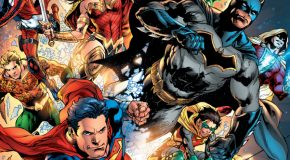 DC Univers Rebirth par Geoff Johns
