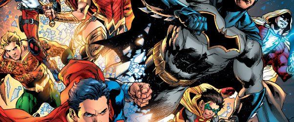DC Univers Rebirth par Geoff Johns