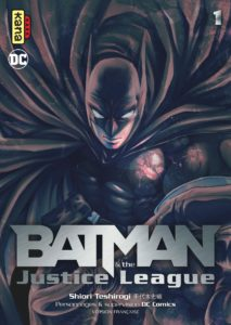 batman and the justice league - tome 1