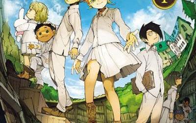 The Promised Neverland – tome 1 de Kaiu Shirai et Posuka Demizu
