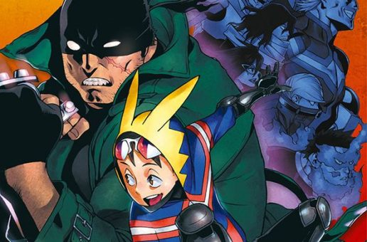 Vigilante – My Hero Academia Illegals – tomes 1 et 2