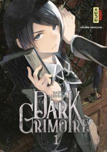Dark Grimoire - tome 1