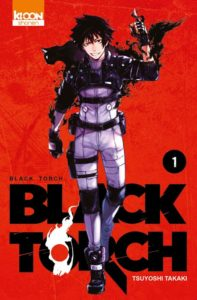 Black Torch - tome 1