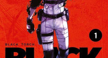 Black Torch – tomes 1 et 2 de Tsuyoshi Takaki