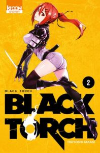 Black Torch - tome 2