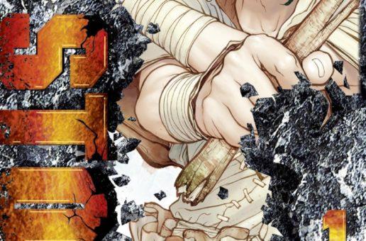 Dr Stone – tome 1 de Boichi et Riichiro Inagaki