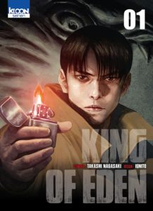 King of Eden - tome 1