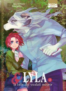 Lyla et la bête qui voulait mourir - tome 2